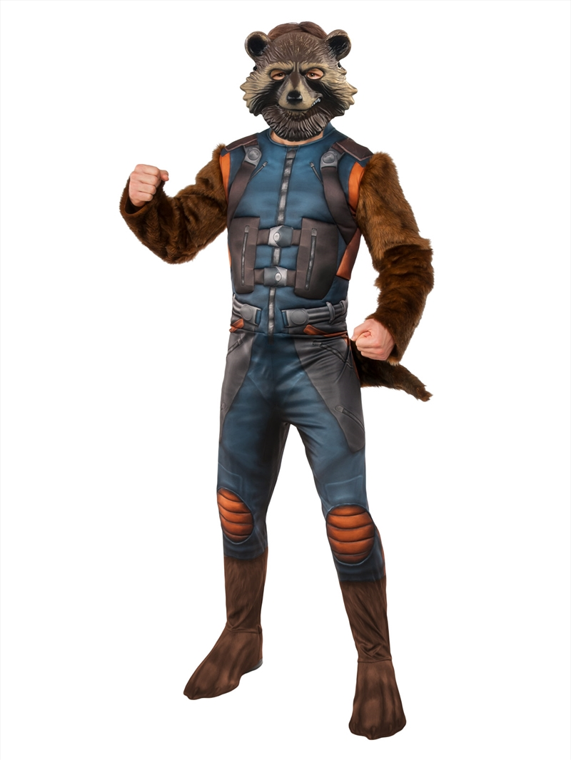 Rocket Raccoon Deluxe: Std | Apparel