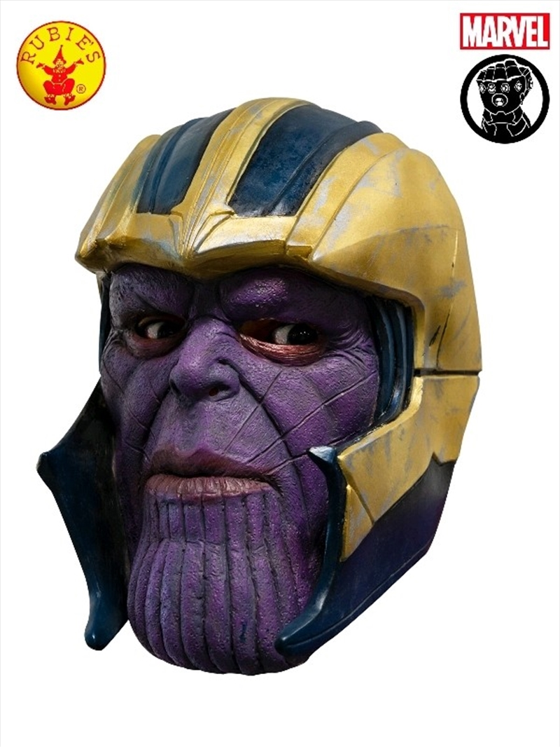 Thanos Avg4 3/4 Mask: Adult | Apparel