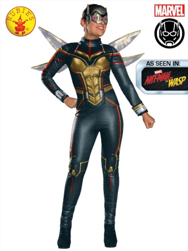 Wasp Deluxe Avg4 Costume: S   Apparel