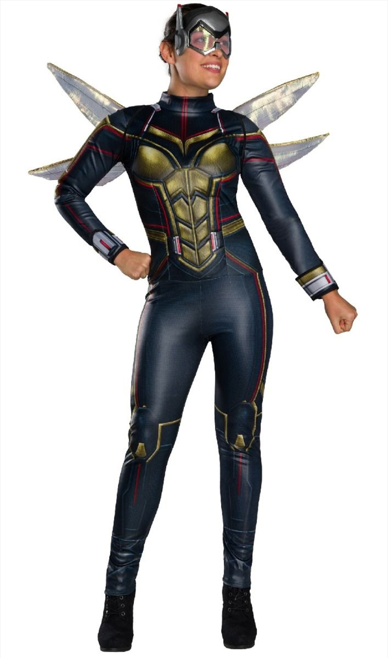 Wasp Deluxe Costume: Size L | Apparel