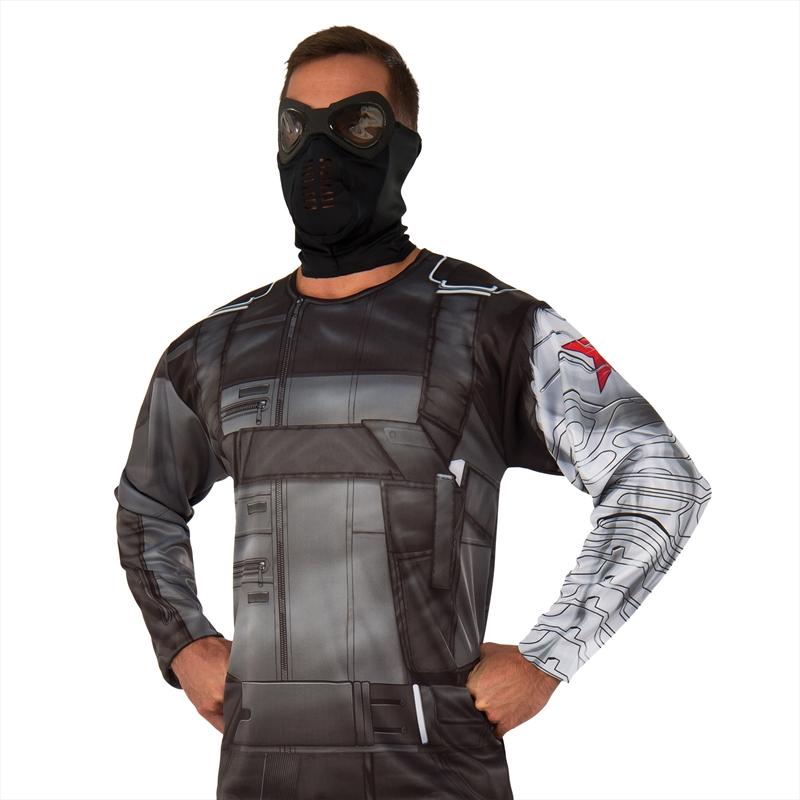 Winter Soldier Top: Std | Apparel