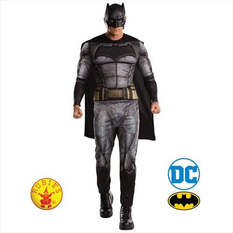 Batman Doj Adult: Size Xl   Apparel