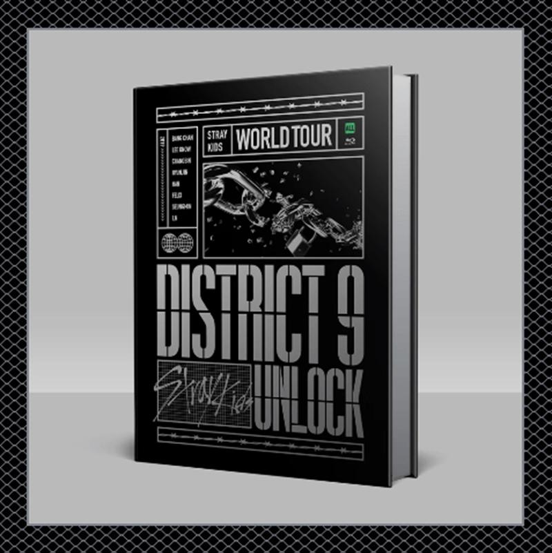 District 9 Unlock - World Tour | Blu-ray