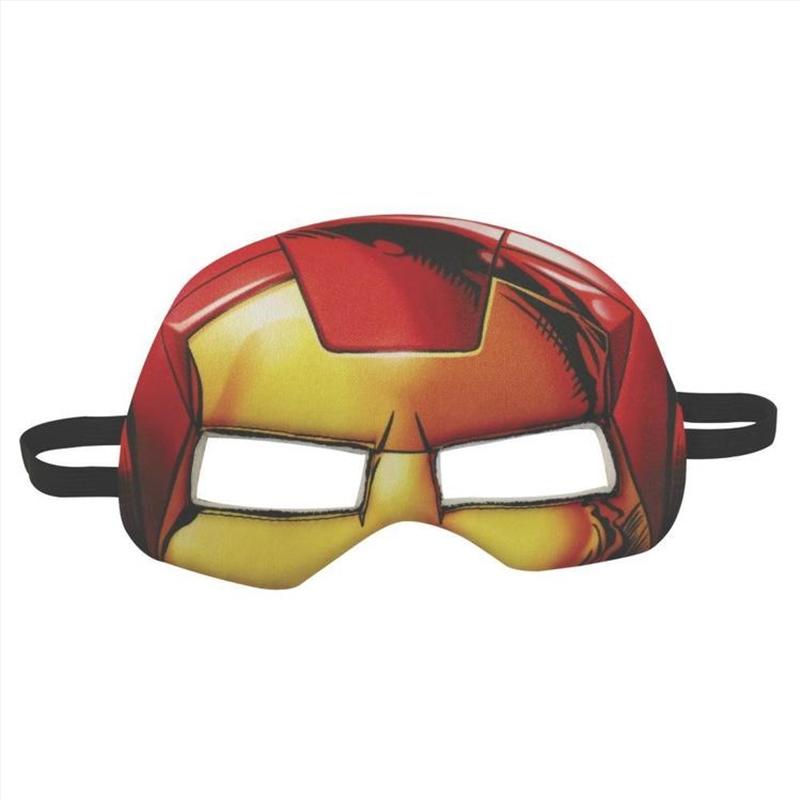 Iron Man Plush Eyemask   Apparel