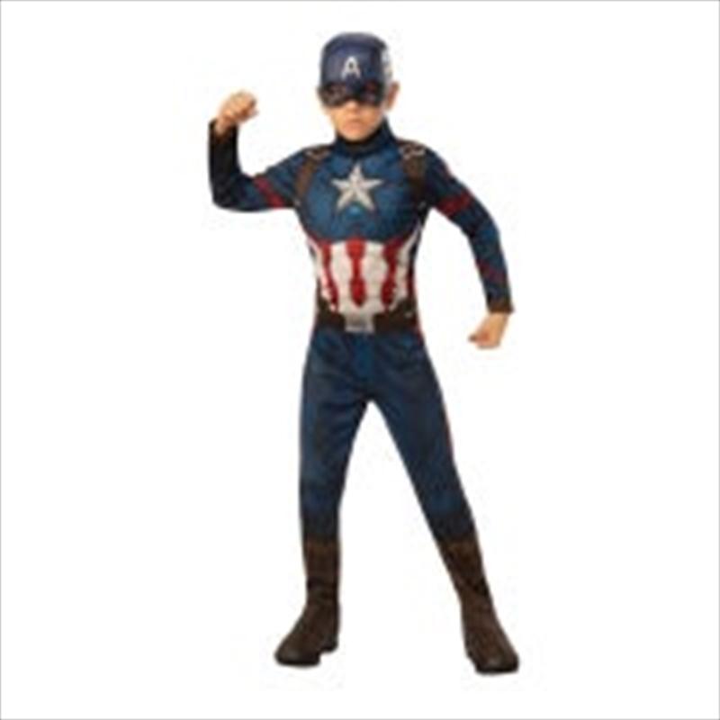 Captain America Avg4 Clas: 3-5 | Apparel