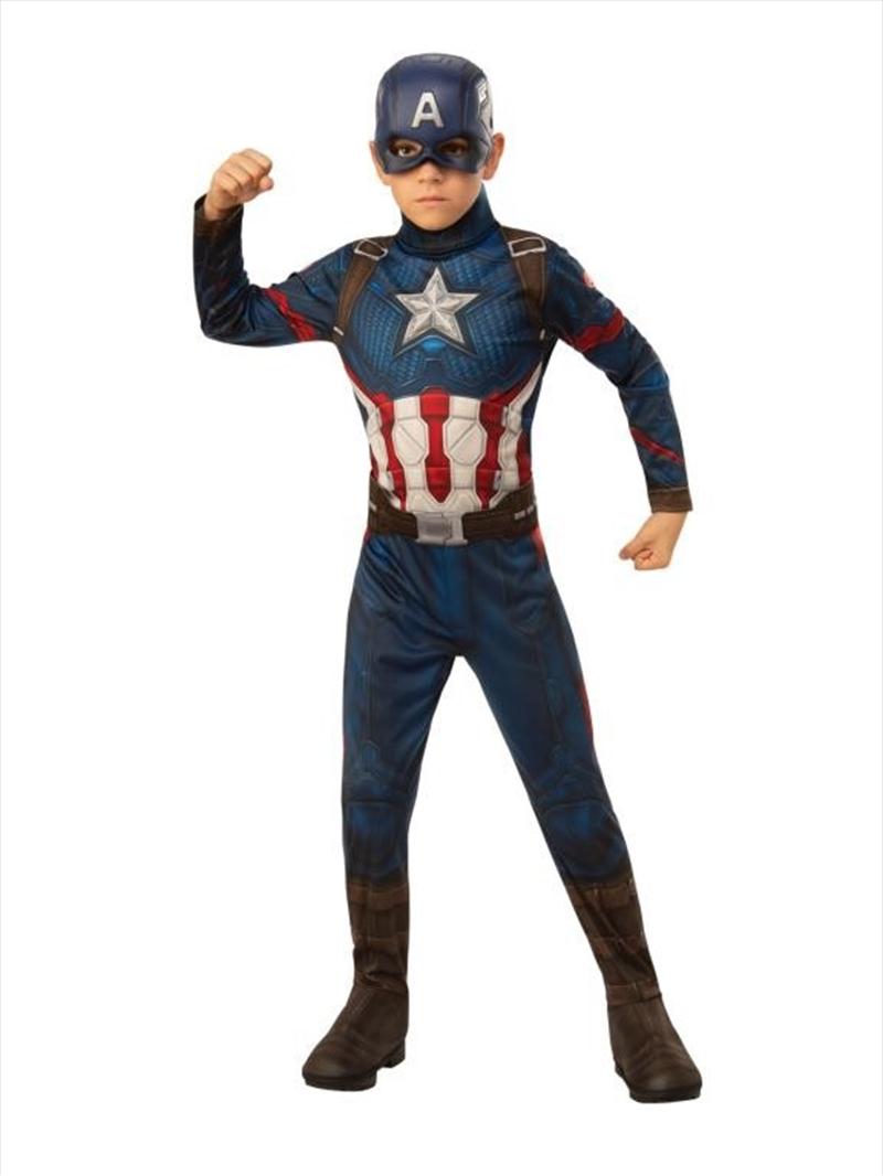 Captain America Avg4 Clas: 6-8 | Apparel