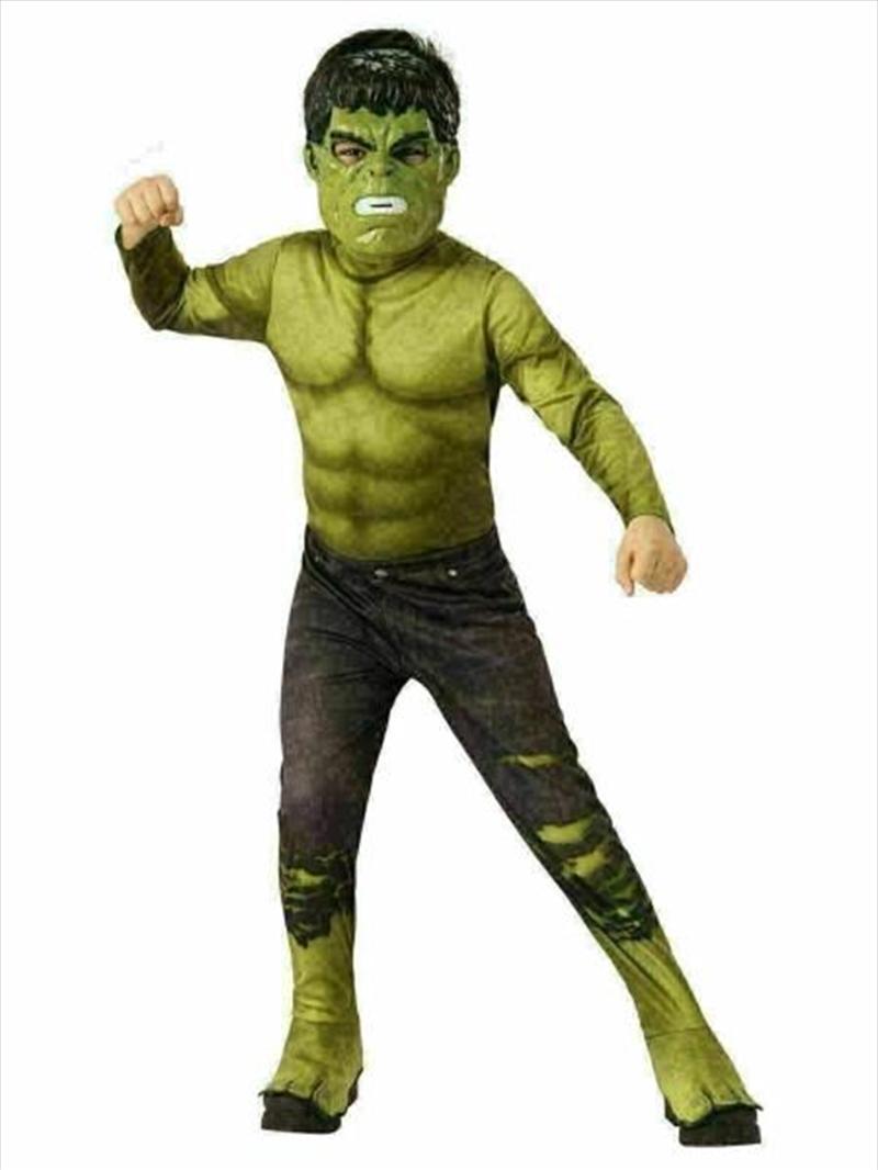 Hulk Classic Avg4 Costume: 3-5   Apparel