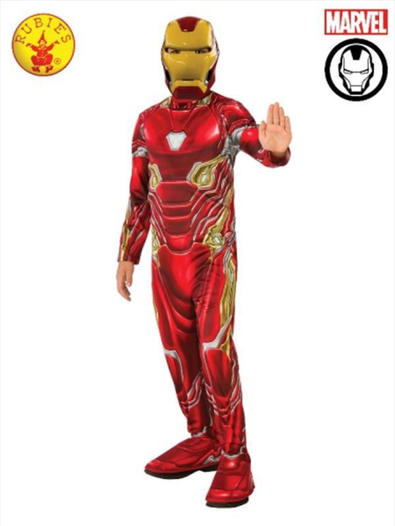 Iron Man Classic Avg4: M | Apparel