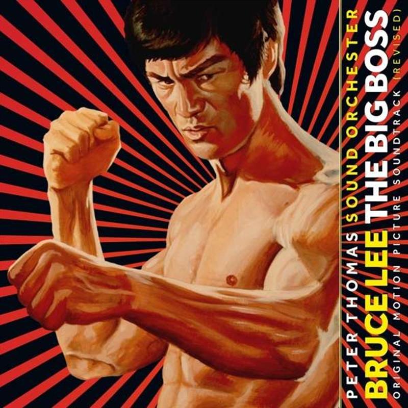 Bruce Lee: The Big Boss The Fist Of Fury | Vinyl