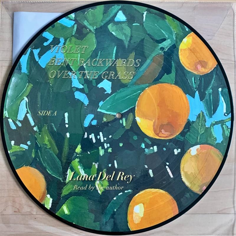 Violet Bent Backwards Over The Grass   Vinyl