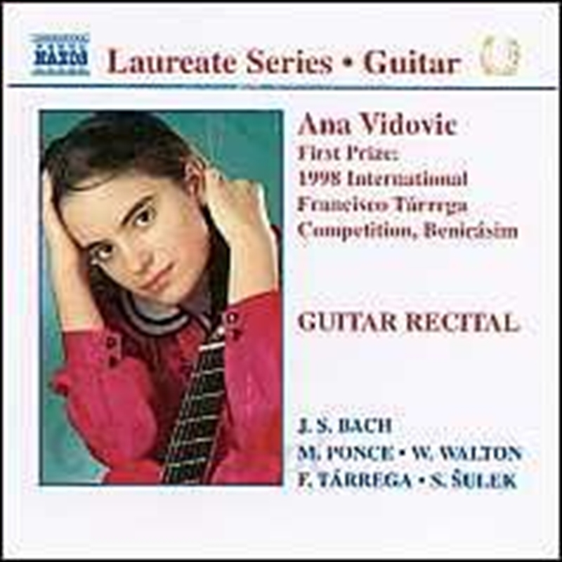 Va: Guitar Recital | CD