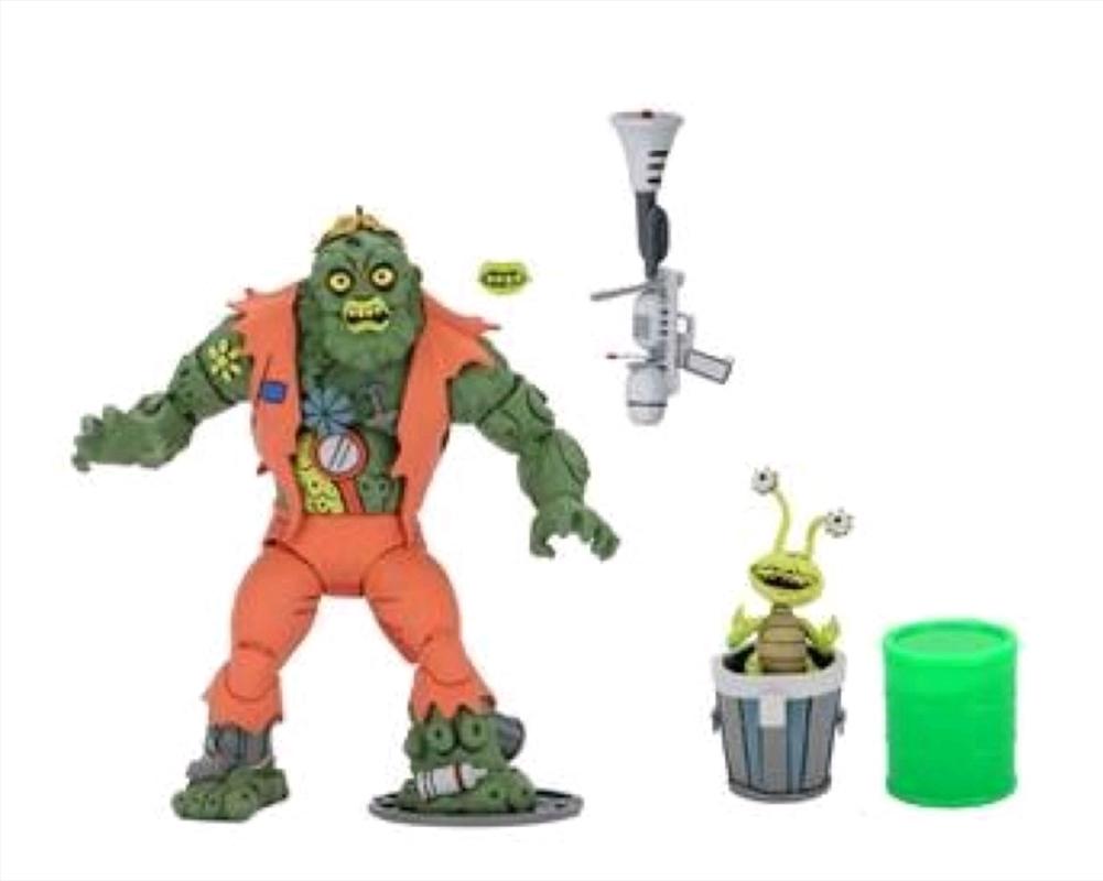 "Teenage Mutant Ninja Turtles - Muckman Ultimate 7"" Action Figure   Merchandise"