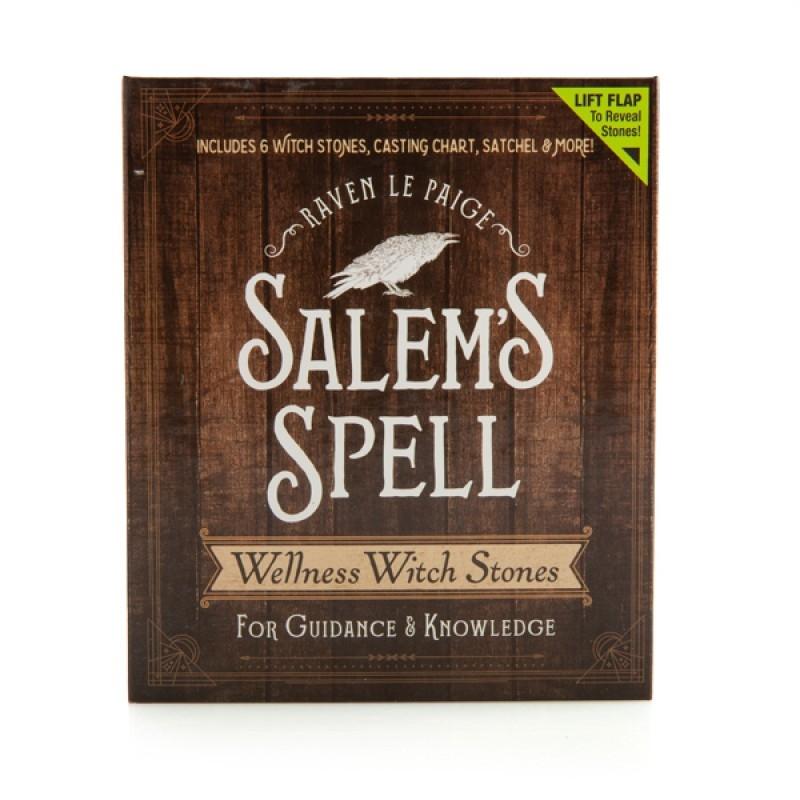 Salem's Spell Wellness Witch Stones Kit | Merchandise