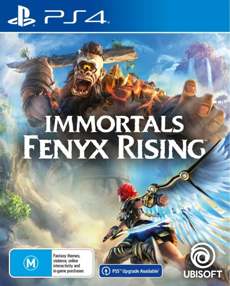 Immortals Fenyx Rising   PlayStation 4