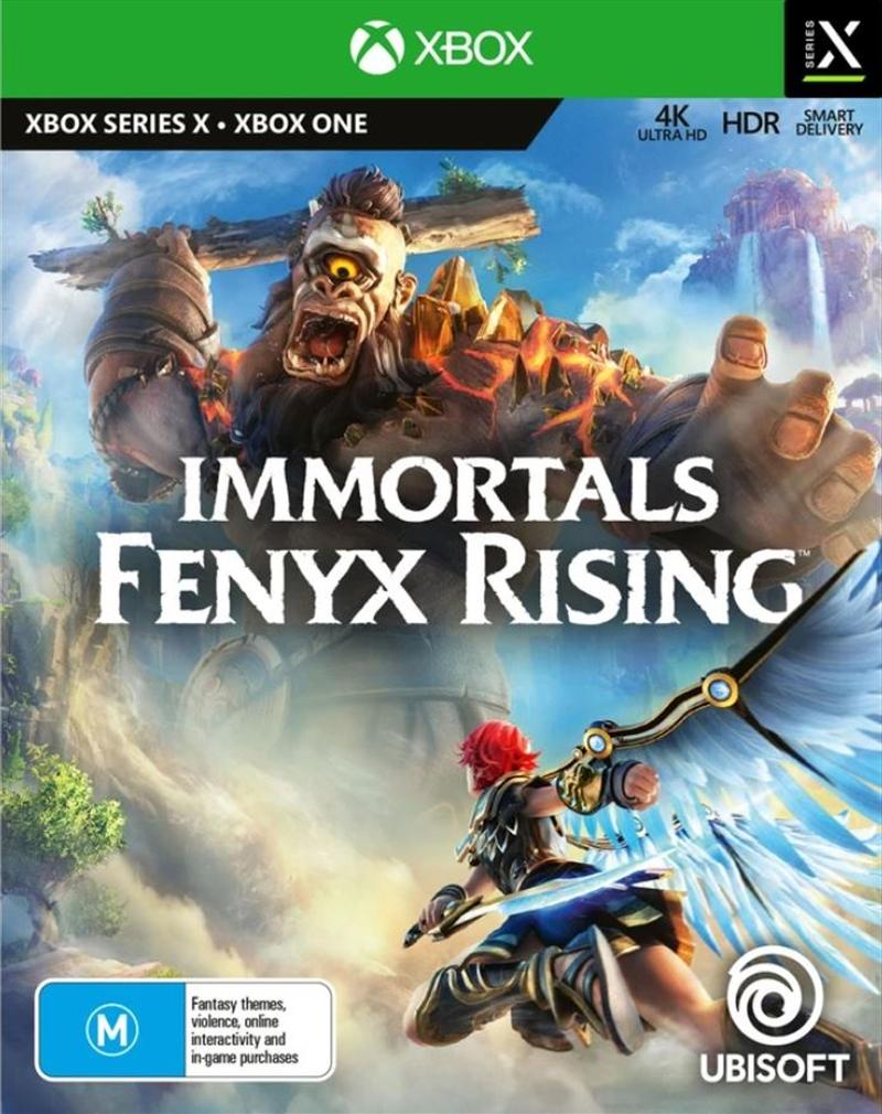 Immortals Fenyx Rising   XBox One