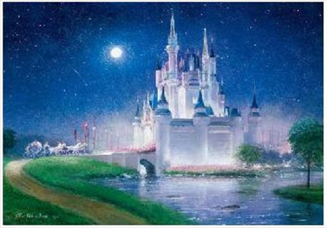Tenyo Puzzle Disney Cinderella Grand Arrival Puzzle 500 pieces   Merchandise