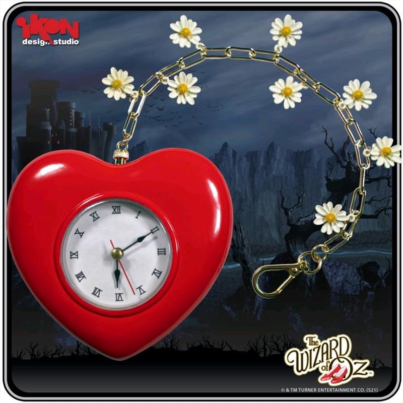 The Wizard of Oz - Tin Man Heart Replica   Collectable