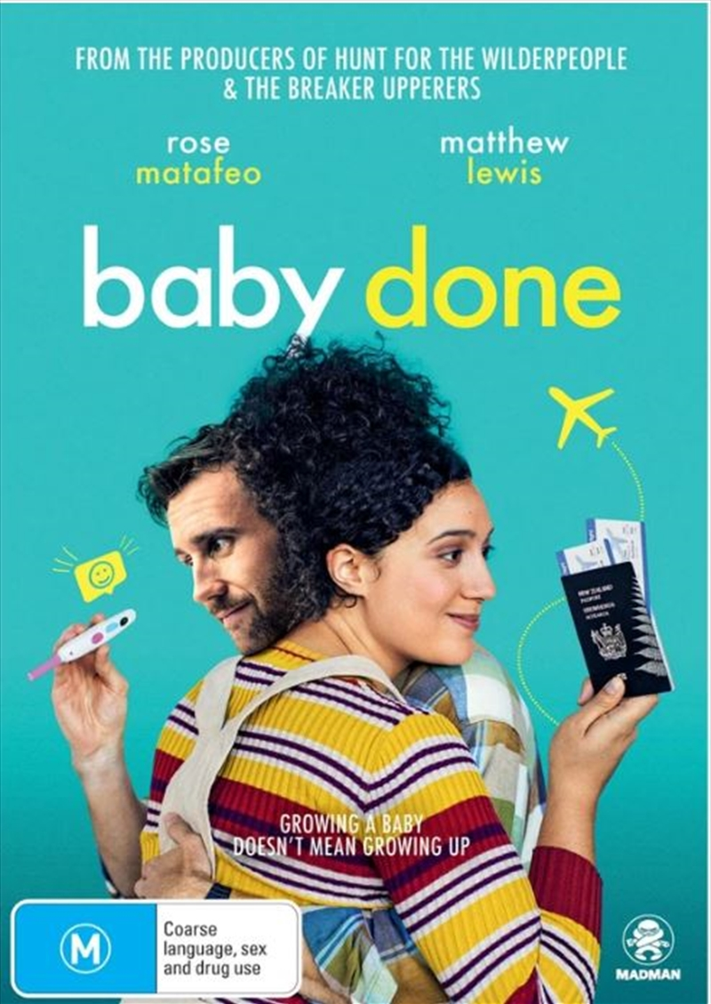 Baby Done | DVD