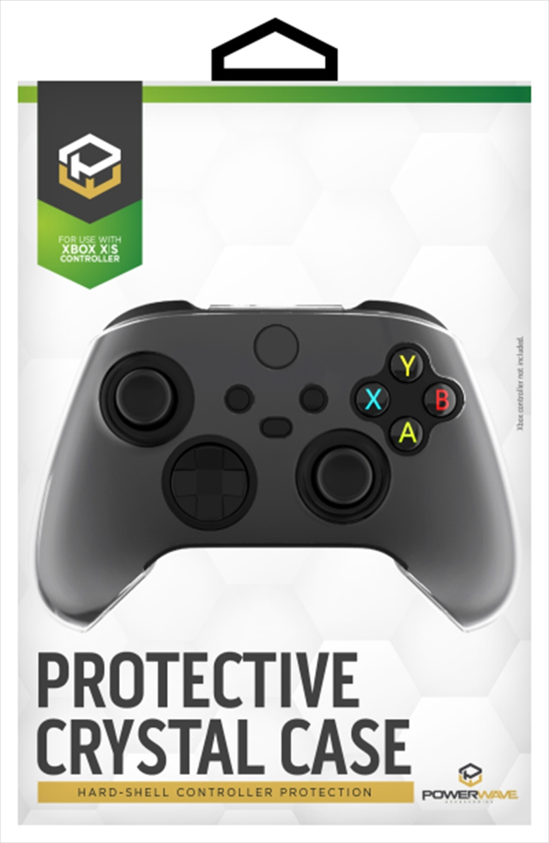 Powerwave Xbox Controller Protective Crystal Case   XBox One