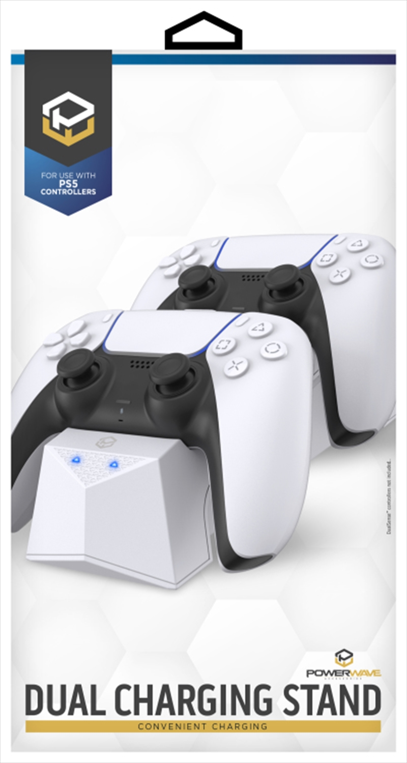 Powerwave PS5 Dual Charging Stand | Playstation 5