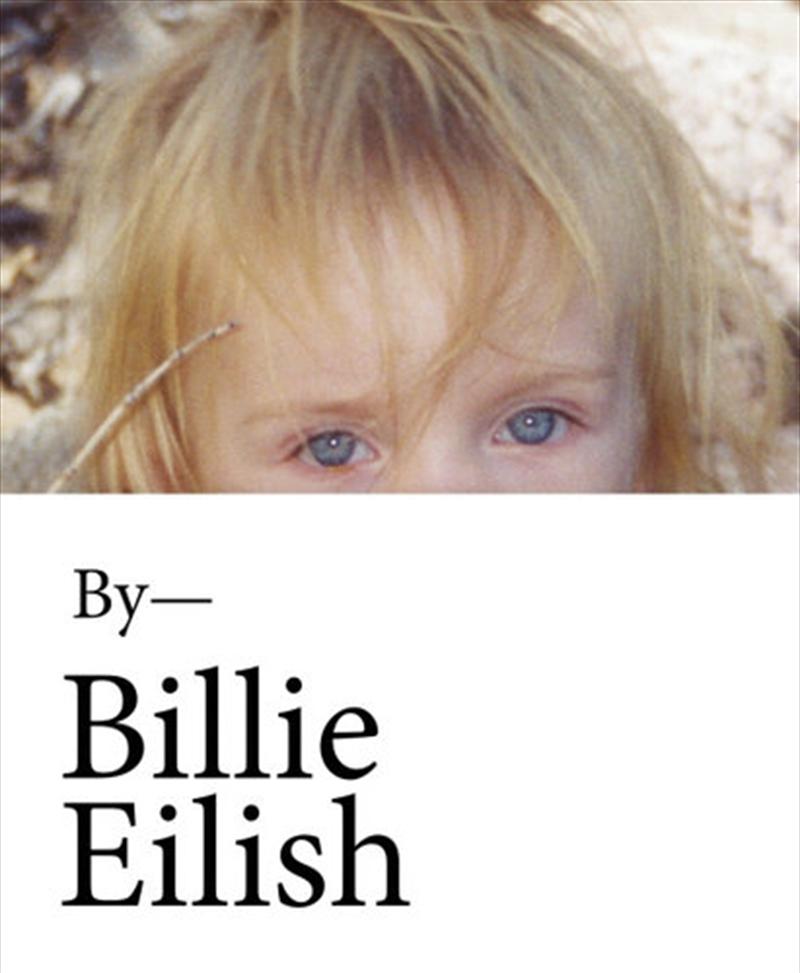 Billie Eilish   Hardback Book