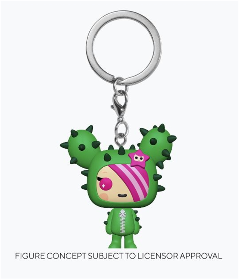 Tokidoki - SANDy Pop! Keychain | Pop Vinyl
