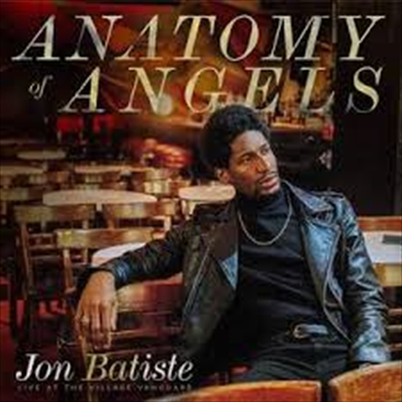 Anatomy Of Angels - Live At The Village Vanguard | CD