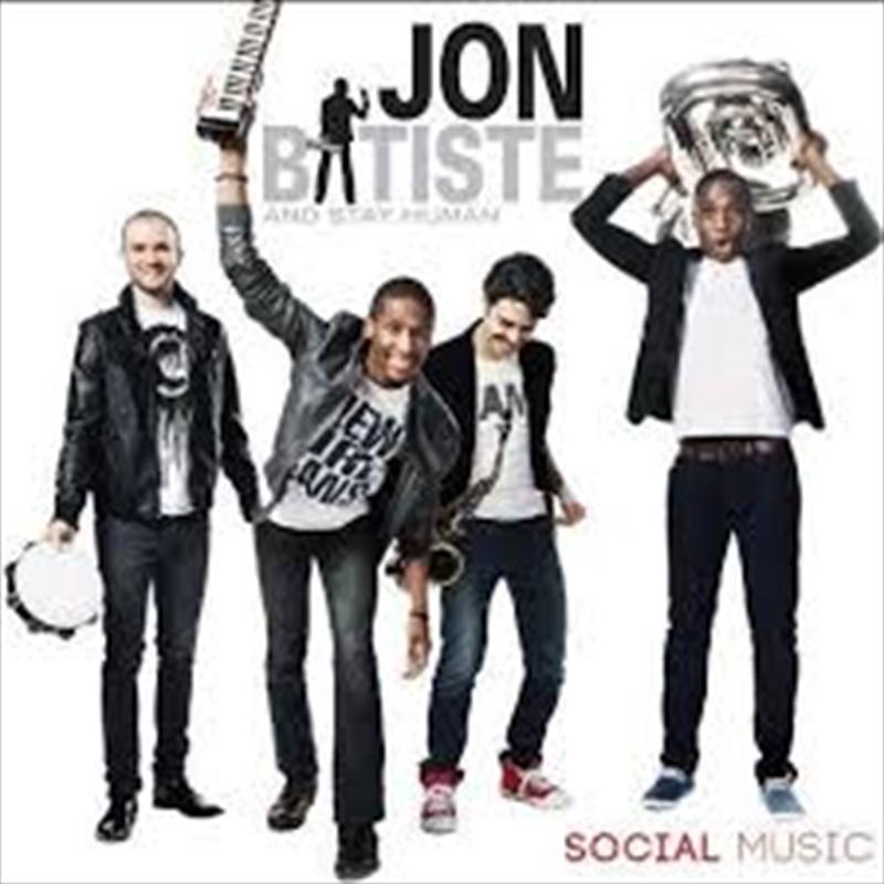 Social Music   CD