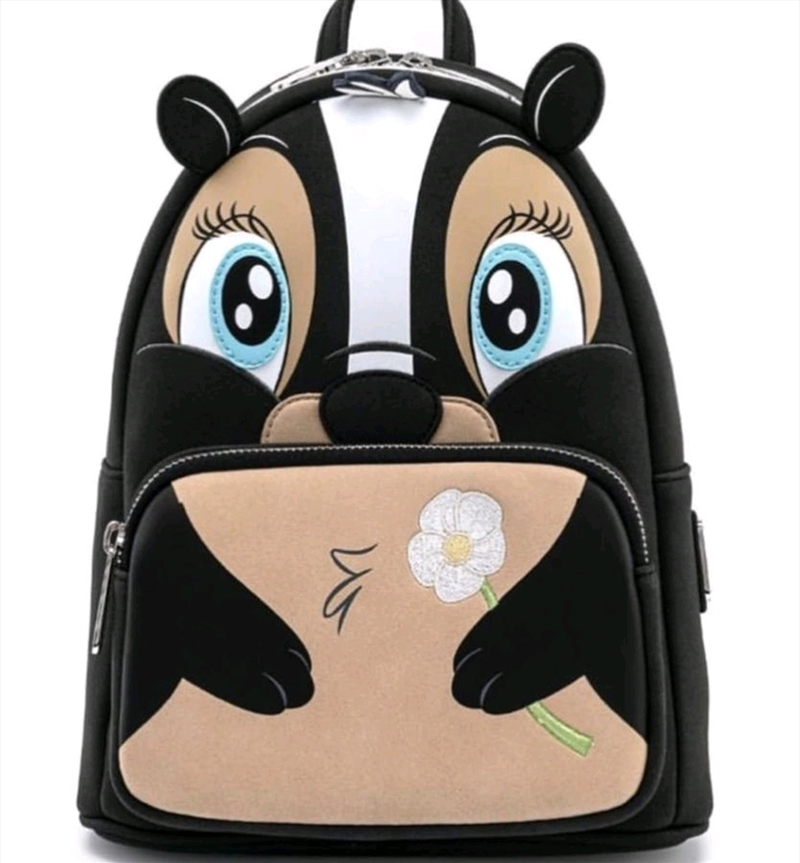 Loungefly - Bambi - Flower Mini Backpack | Apparel