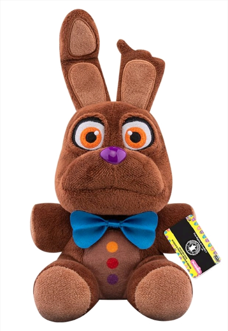 Five Nights at Freddy's - Bonnie Chocolate US Exclusive Plush [RS]   Toy