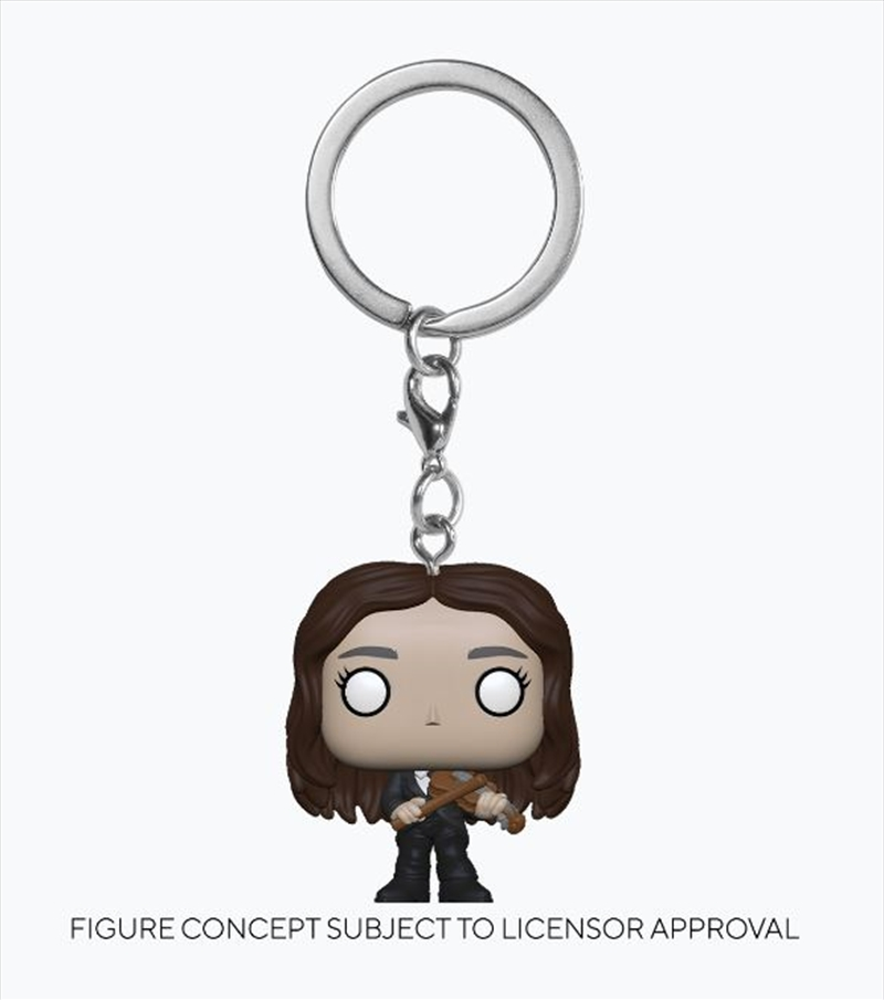Umbrella Academy - Vanya Pop! Keychain | Pop Vinyl