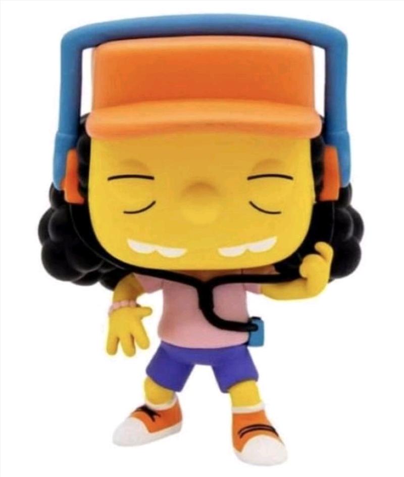 The Simpsons - Otto Mann US Exclusive Pop! Vinyl [RS]   Pop Vinyl