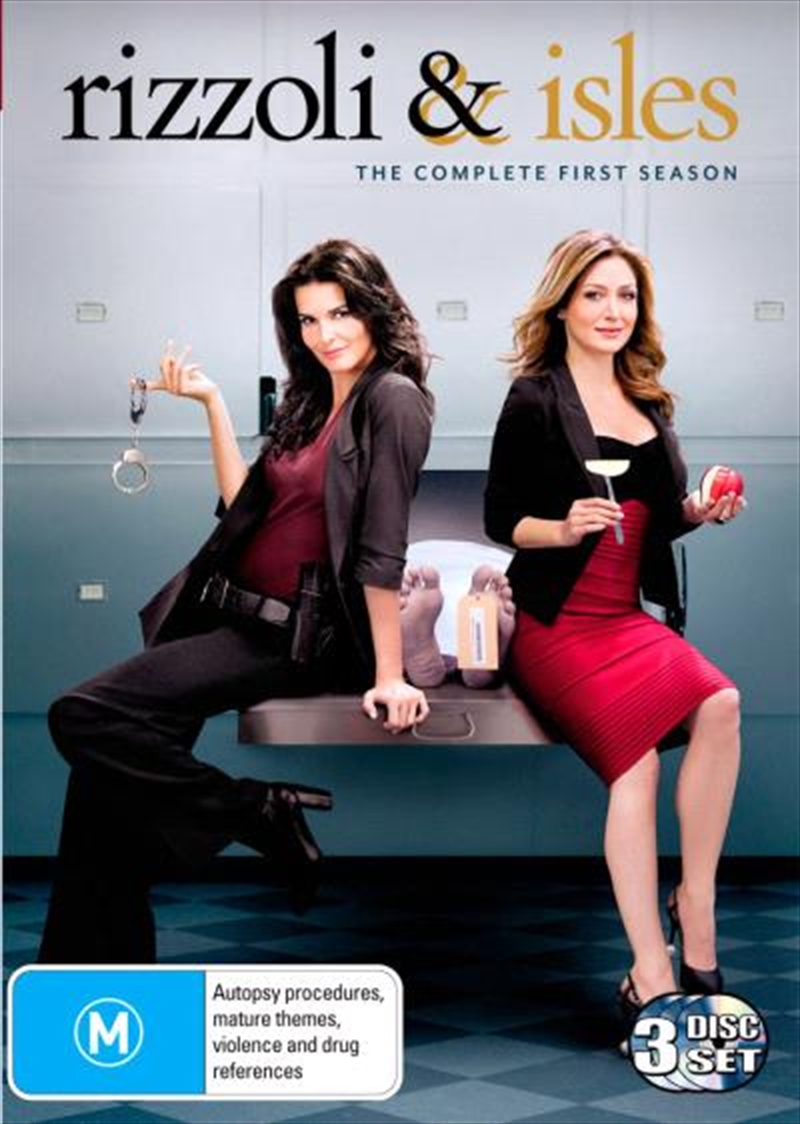 Rizzoli and Isles - Season 1 | DVD