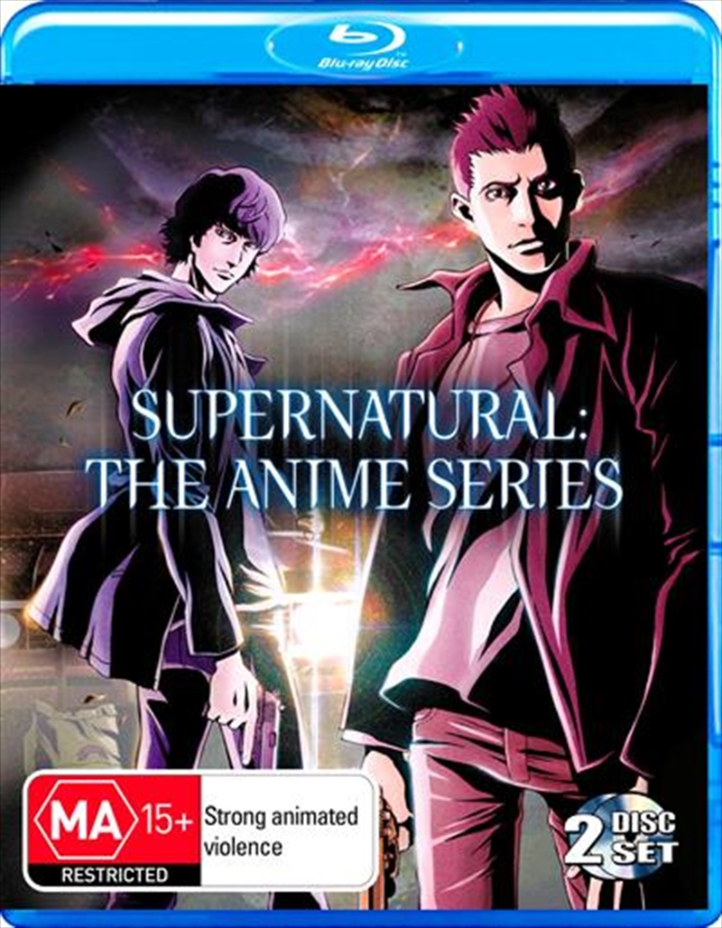 Supernatural - The Anime Series | Blu-ray