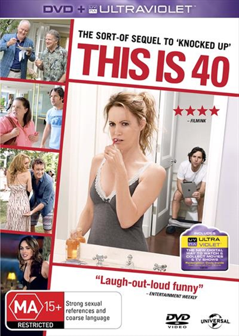 This Is 40 | DVD