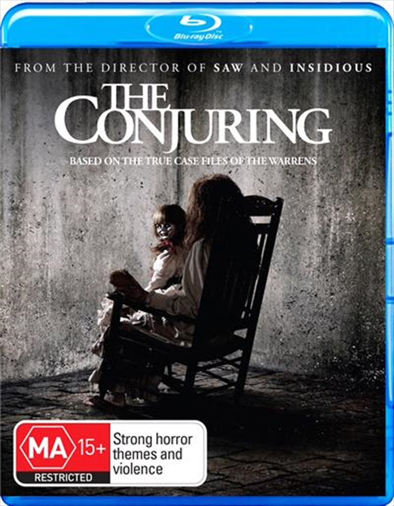 Conjuring, The | Blu-ray