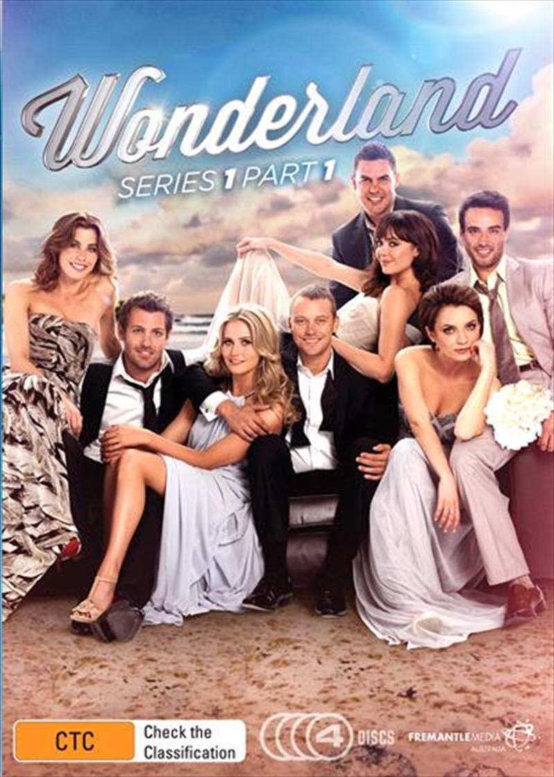 Wonderland - Season 1 - Part 1 | DVD