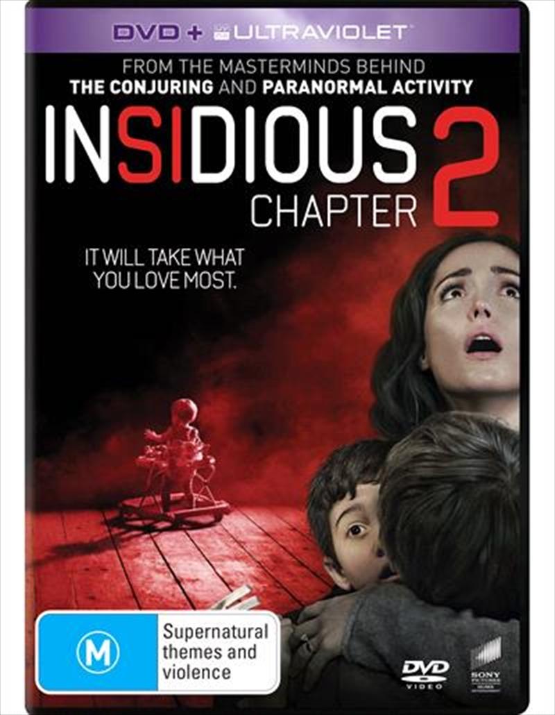 Insidious 2 | DVD