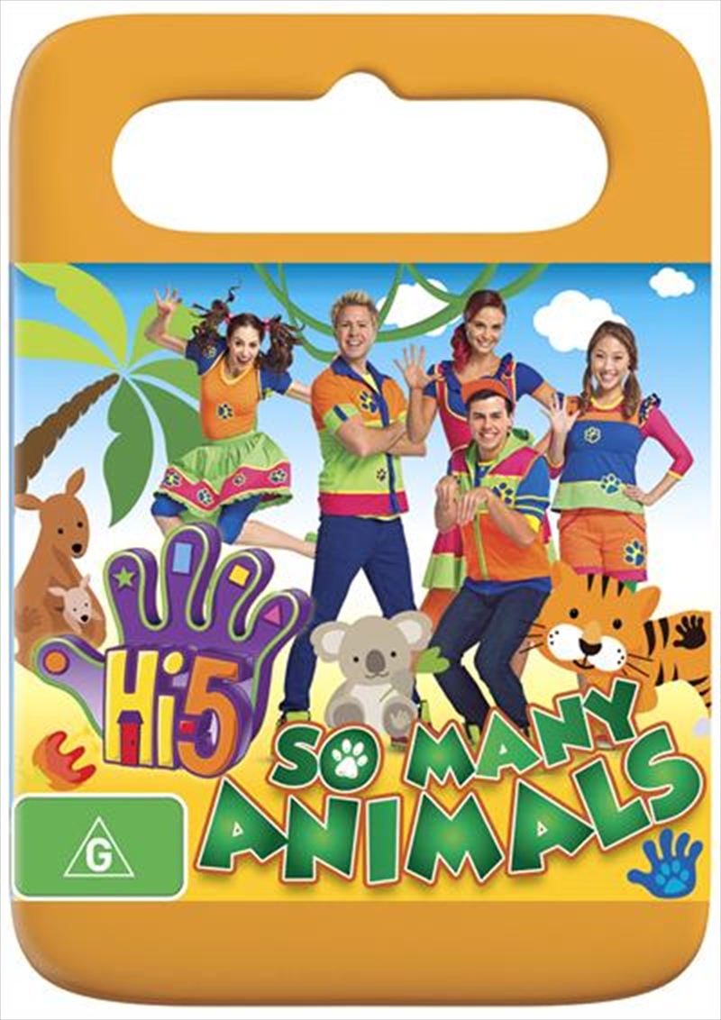 Hi-5 - So Many Animals | DVD