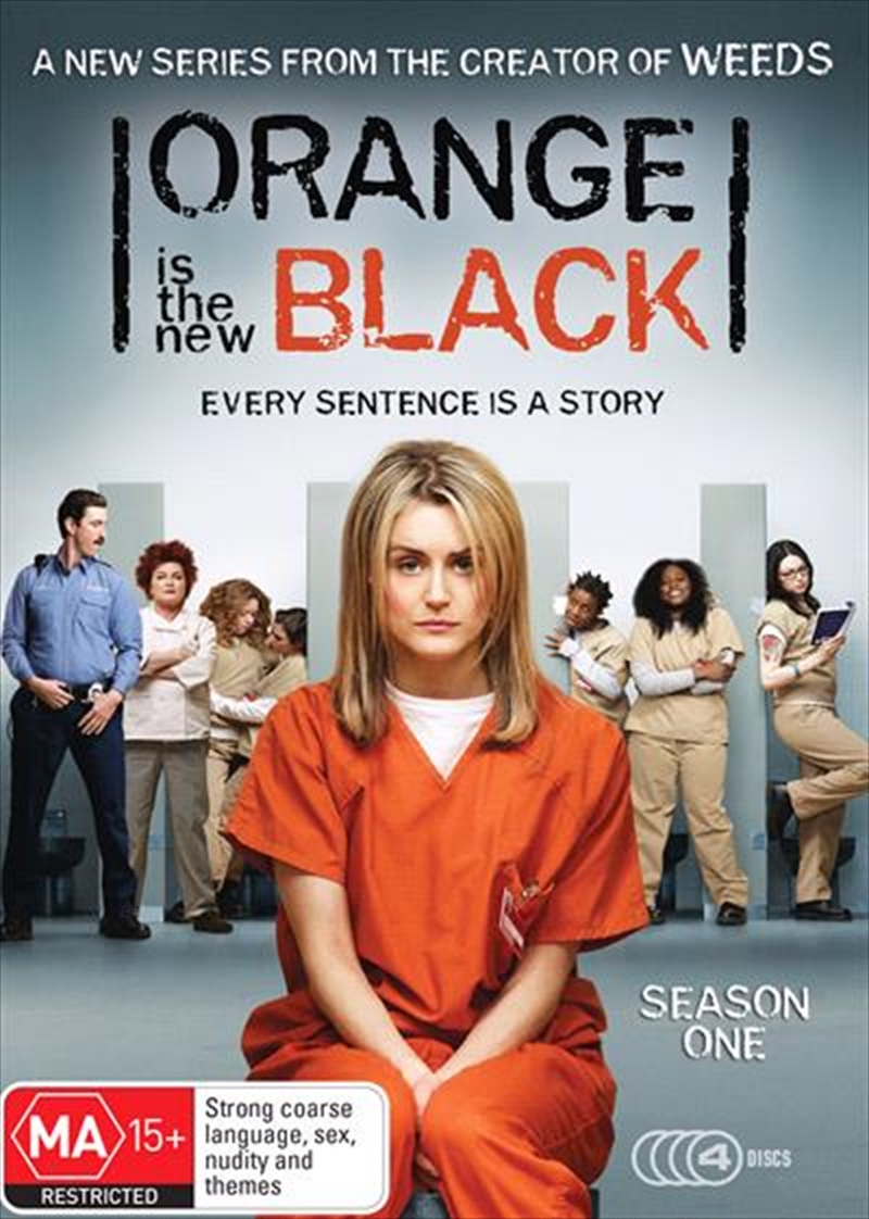Orange Is The New Black | DVD