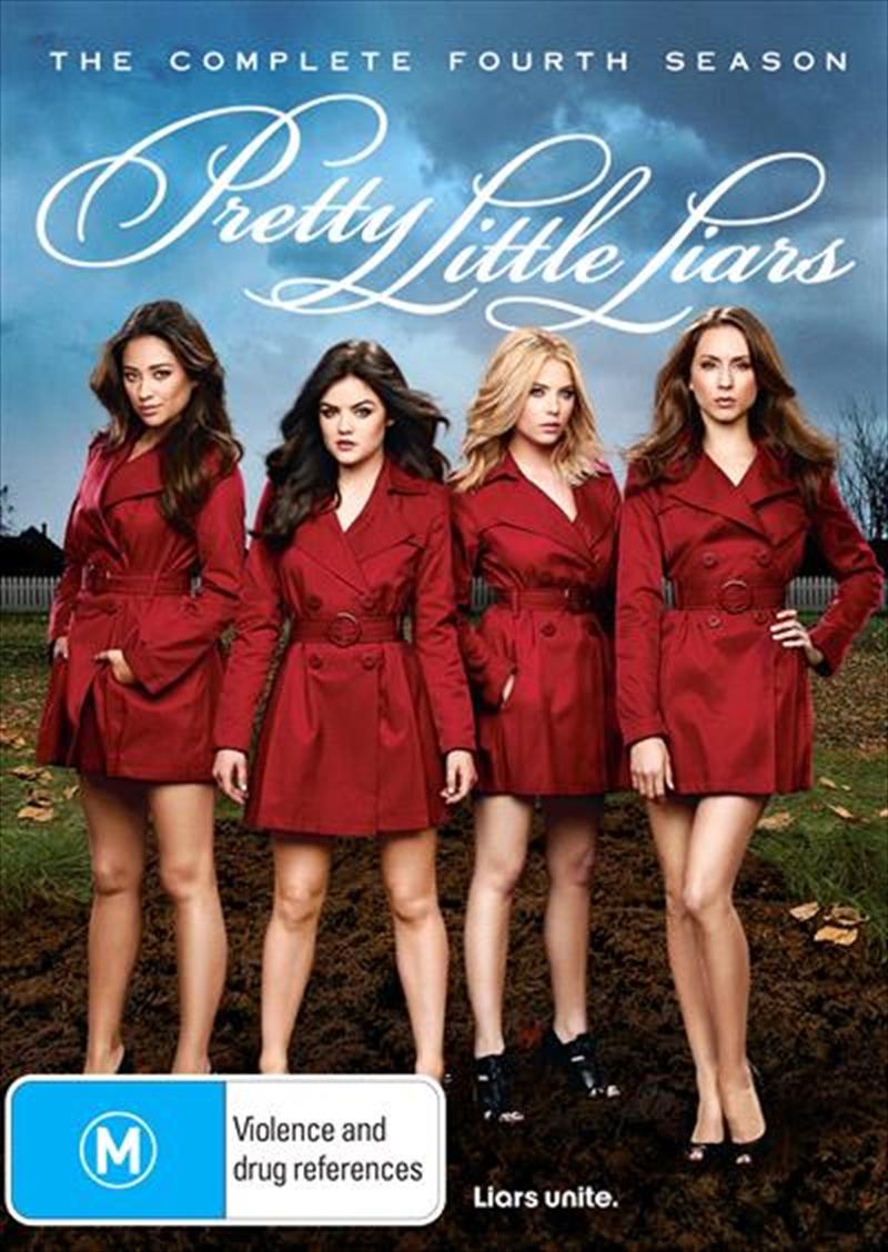 Pretty Little Liars - Season 4 | DVD