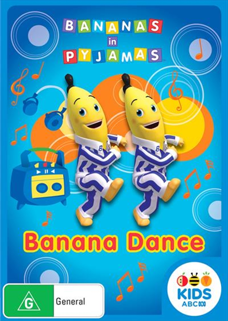 Bananas In Pyjamas - Banana Dance | DVD