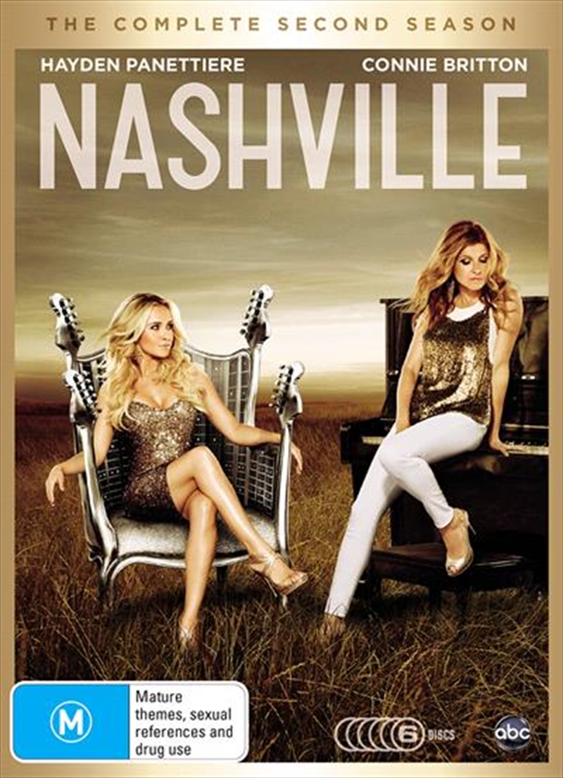 Nashville - Season 2 | DVD