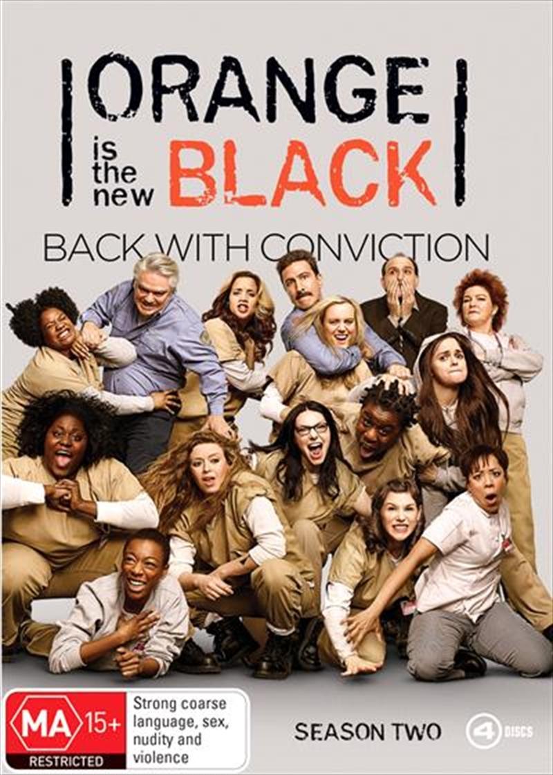 Orange Is The New Black - Season 2 | DVD