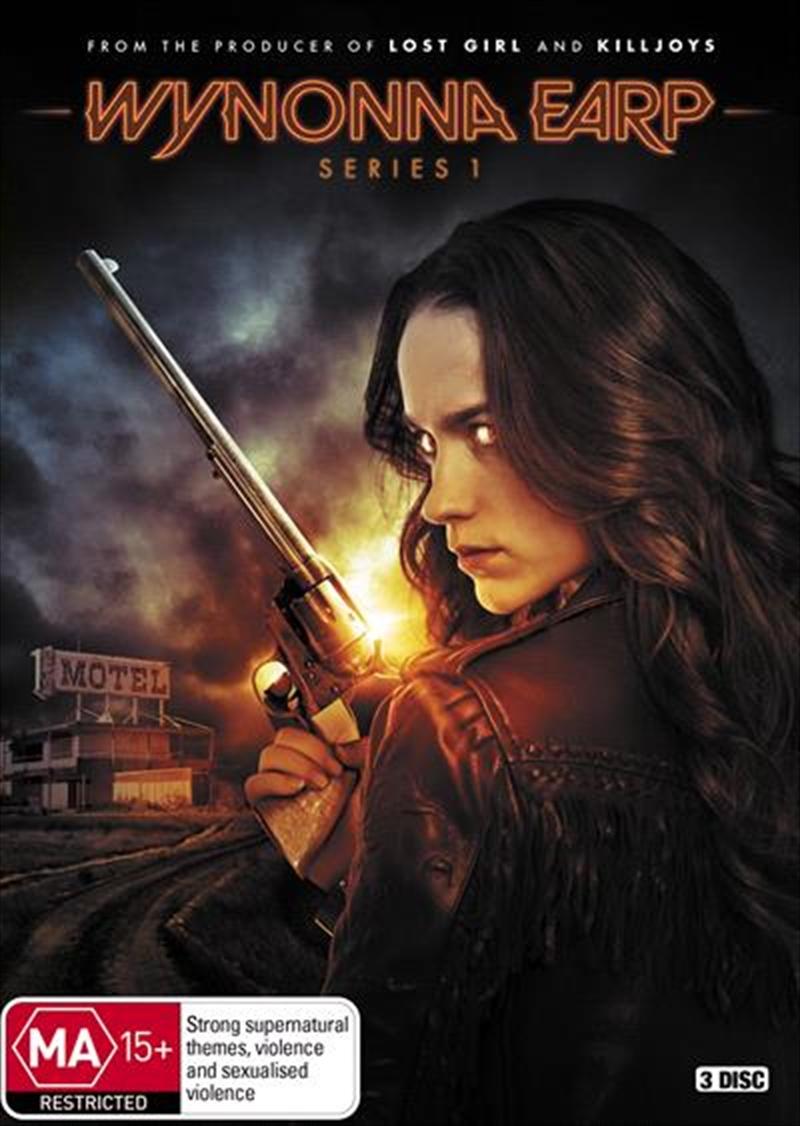 Wynonna Earp - Season 1 | DVD