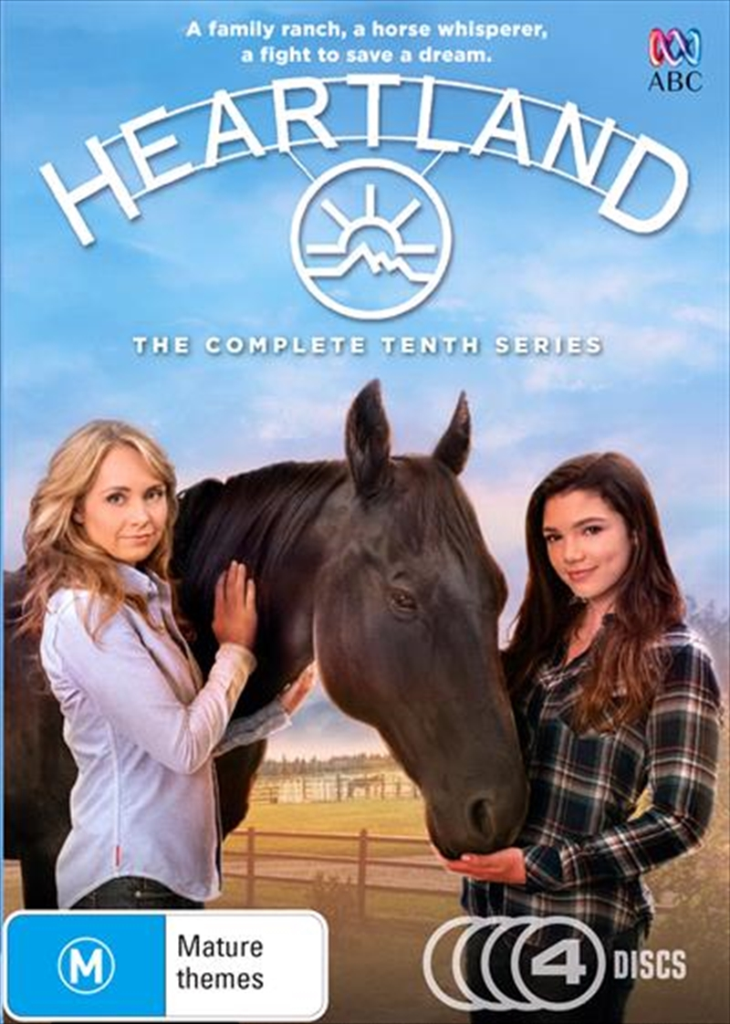 Heartland - Series 10   DVD