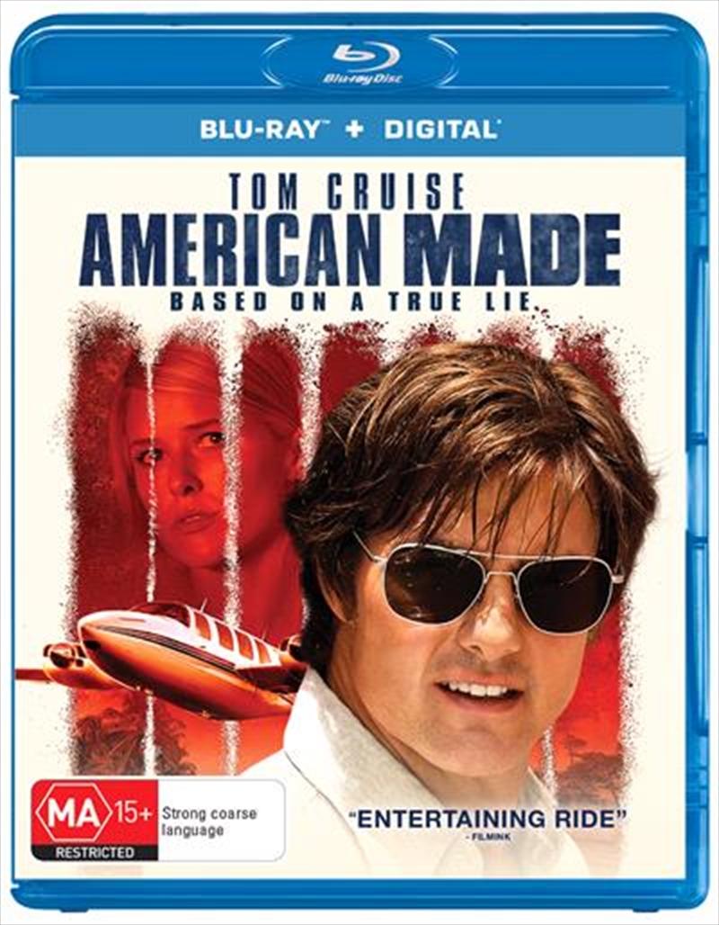American Made | Blu-ray
