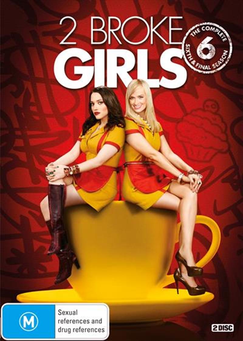 2 Broke Girls - Season 6 | DVD