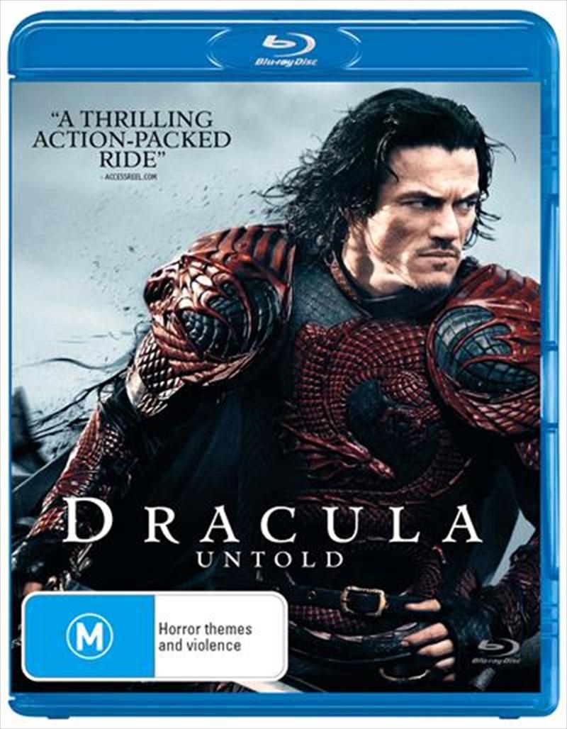 Dracula Untold | Blu-ray