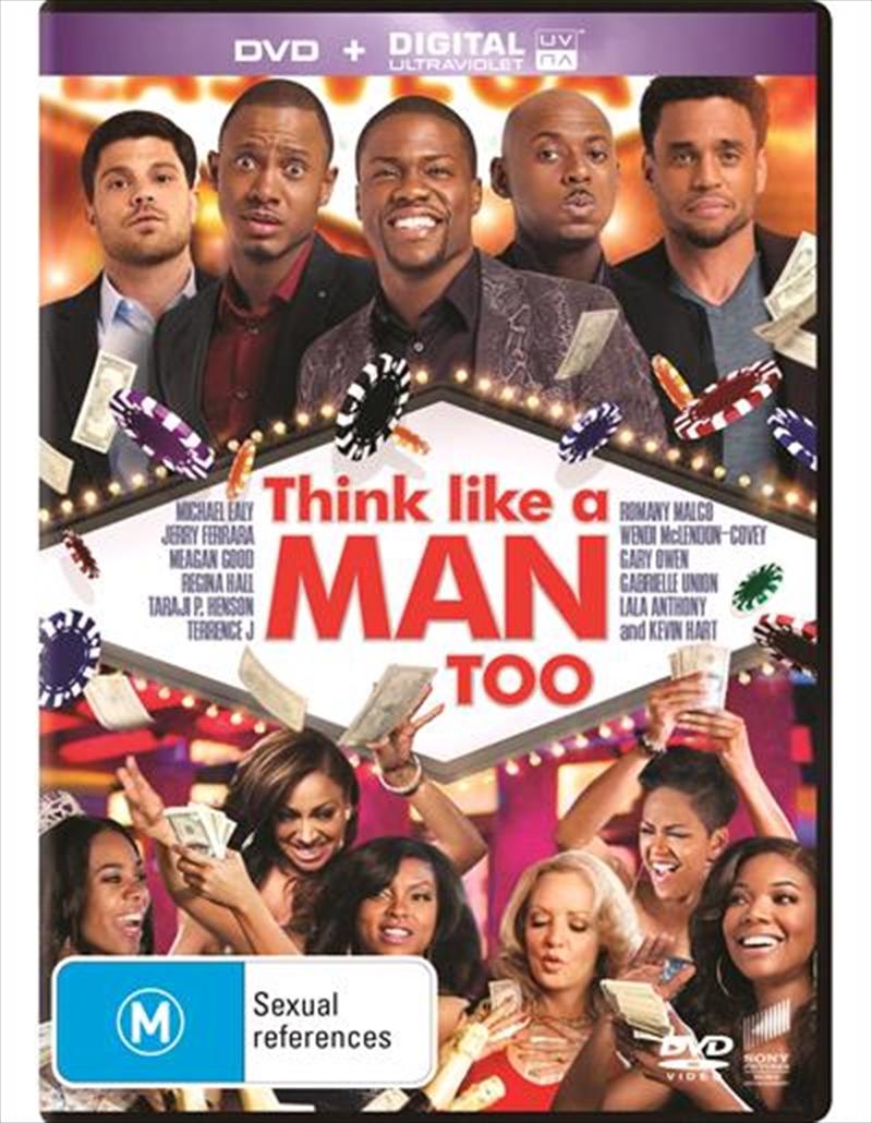 Think Like A Man Too | DVD